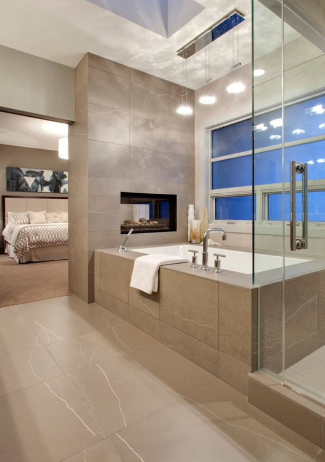 The Latest Trend: Open Bathrooms (by Realtor.comu0027s Judy Dutton)